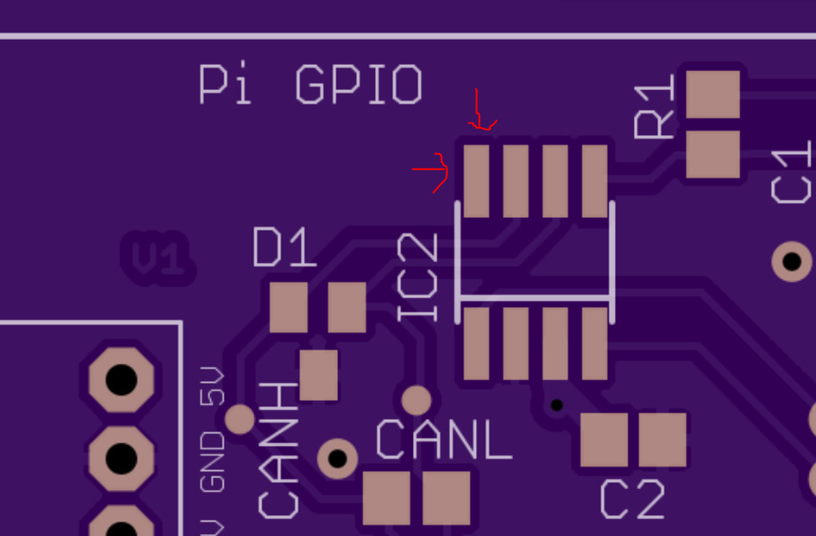 Can simulator: CAN chip not responding - Troubleshooting - Carloop